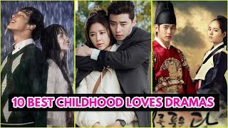Video 10 Best Childhood Friends to Lovers Korean Dramas You Should Watch download MP3, 3GP, MP4, WEBM, AVI, FLV Mei 2018