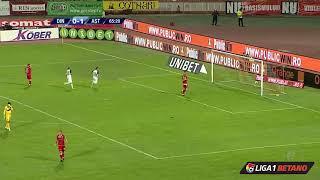 Rezumat: Dinamo - Astra Giurgiu 1-2