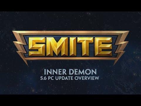 SMITE - 5.6 Update Overview - Inner Demon