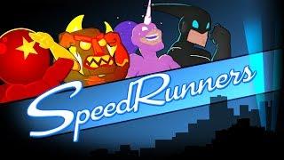 Podwójny Lodzik  Przypadkowe #141: Speed Runners w/ GamerSpace,Tomek90