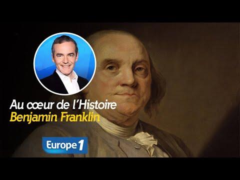 Au cœur de l'Histoire : Benjamin Franklin (Récit intégral)