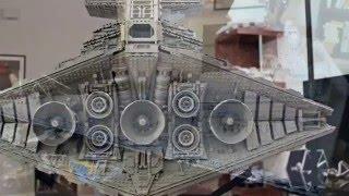 ISD Tyrant - LEGO Imperial Star Destroyer MOC w/ Interior