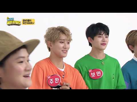 cc[Eng sub]Ring It! Golden Child Episode 6 Full