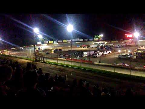 (Part 1 of 2) 7/9/2018 Senoia Raceway Super Late Model Feature
