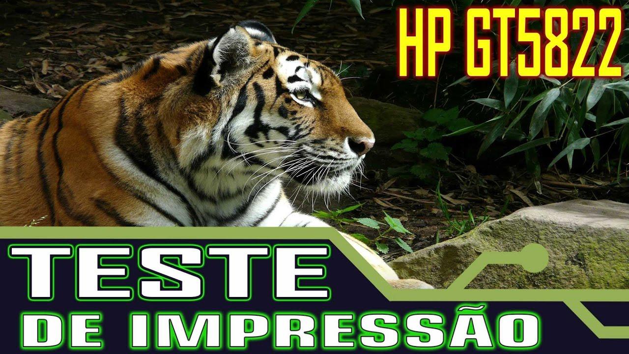 Teste De Impress 195 O Fotogr 193 Fica Impressora Deskjet Hp