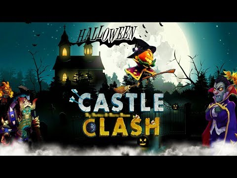 CASTLE CLASH NEW HALLOWEEN HERO DISCUSSION!!!