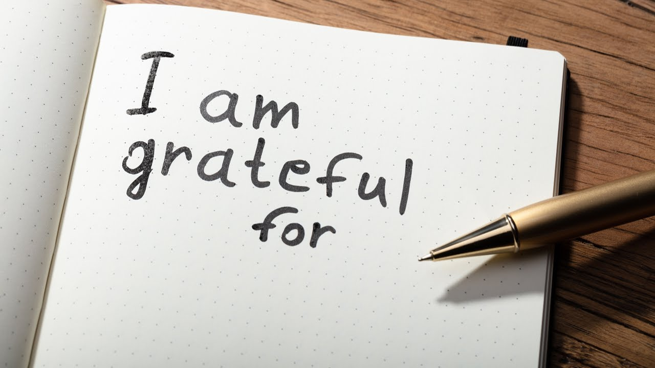 3 Methods for Gratitude Practice