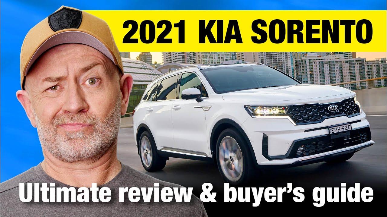 2021 Kia Sorento review & buyer's guide | Auto Expert John Cadogan