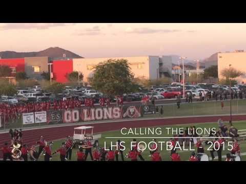 Calling The Lions In