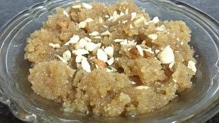 सूजी का दानेदार हलवा बनाने का एकदम परफेक्ट तरीका /Suji ka halwa/Indian sweet dish recipe