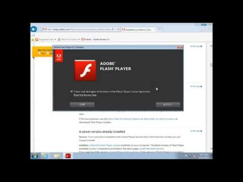internet explorer flash player aktivieren