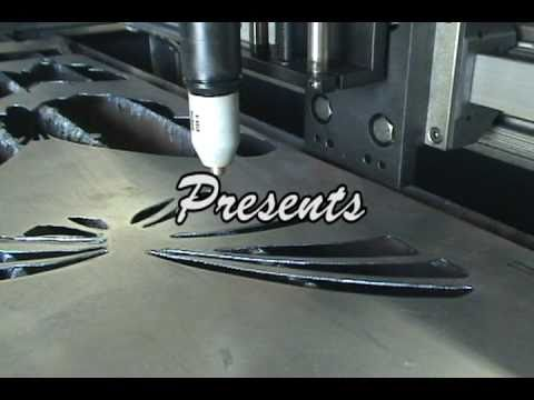 Cnc Plasma Cutting Machine Metal Art 101 Cad Cam