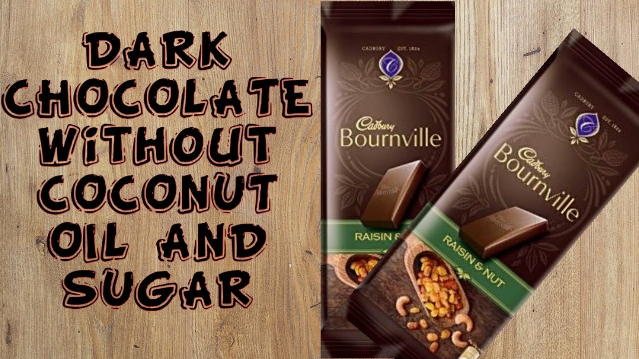 Dark Chocolate Recipe without Coconut Oil and Sugar - YouTube