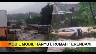 Komplikasi Video Banjir Dahsyat di Sukabumi !!
