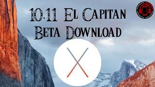 OS X 10.11 El Capitan Public Beta Download & Installation [Deutsch/German]