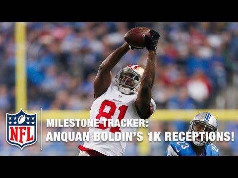 Milestone: Anquan Boldin