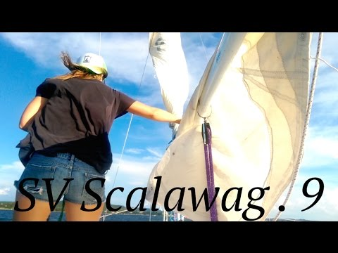 Learning How to Sail Gets Real - Real Emotions, Real Mistakes, Real Wind - Sailing Scalawag . 9