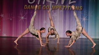 Chasing Time | Acro Trio by KaliAndrews Dance Company