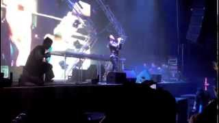 Swanky Tunes Feat Christian Burns Skin Bones Live Kiev Kiss Fm Birthnight