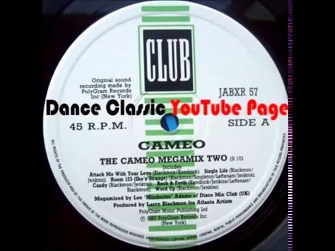 Cameo - The Cameo Megamix Two (Extended)