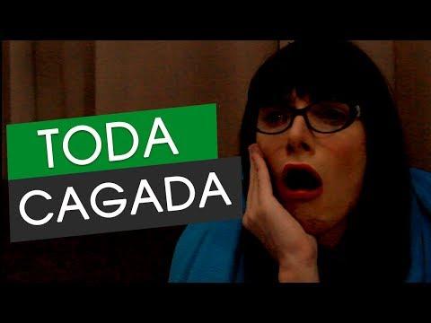 FILME DE TERROR - Déte Pexera #91 | #Veda09