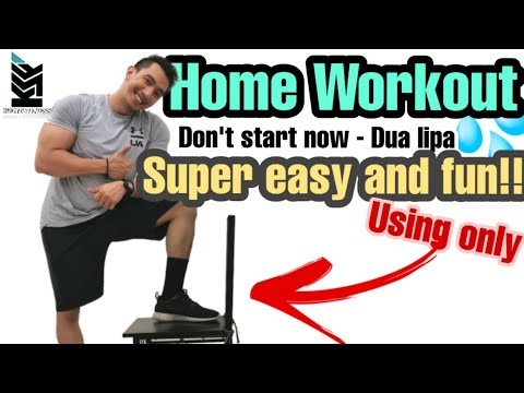 Home workout | How to lose weight fast | easy and effective | vlog#2 | kentfitness |