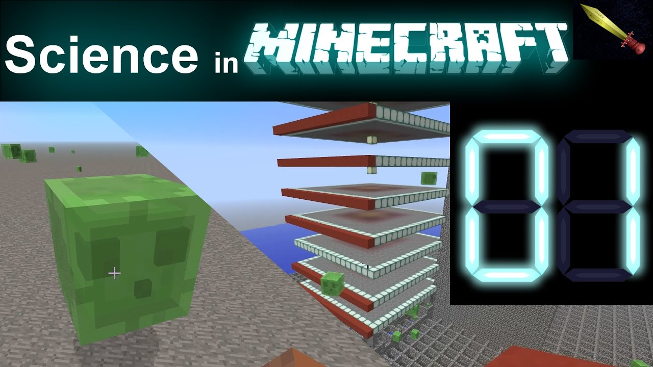 How to Find a Slime Chunk Without Seed | Science in Minecraft Episode 1