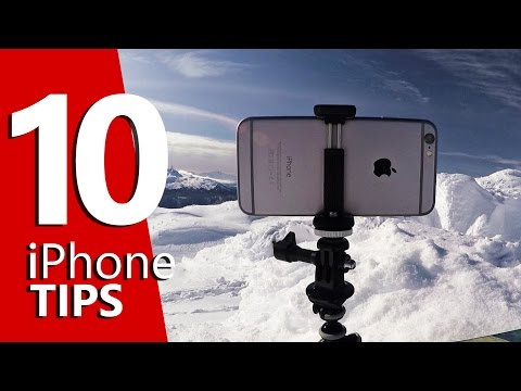 10 iPhone Video Tips