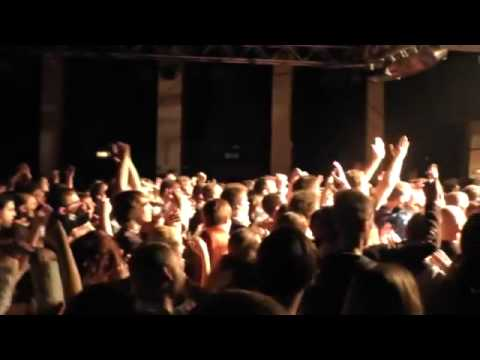 Poets of the Fall - Carnival of Rust instrumental [German Tour 2012]
