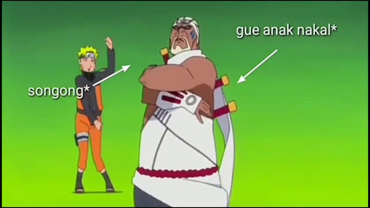 Kumpulan Anime Lucu Kocak Youtube