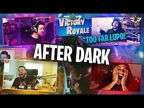 DARK MODE LUPO RETURNS! HE WENT TOO FAR?! (Fortnite: Battle Royale)