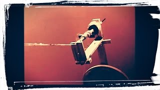 Diy Door Knob Spinning Wheel - How I Spin