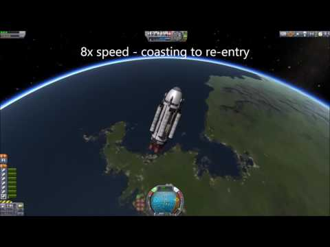 KSP - ICBM MIRV 18x40 KILOTON WARHEADS