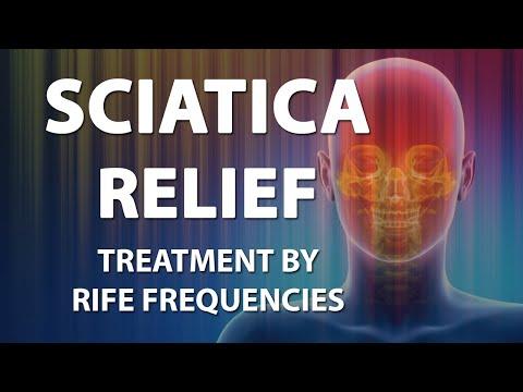 Sciatica Relief - RIFE Frequencies Treatment - Energy & Quantum Medicine with Bioresonance