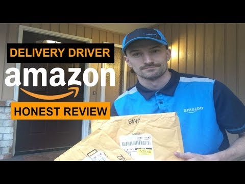 Amazon Delivery Driver Honest Review