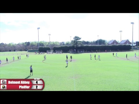 Belmont Abbey WLAX vs Pfeiffer University