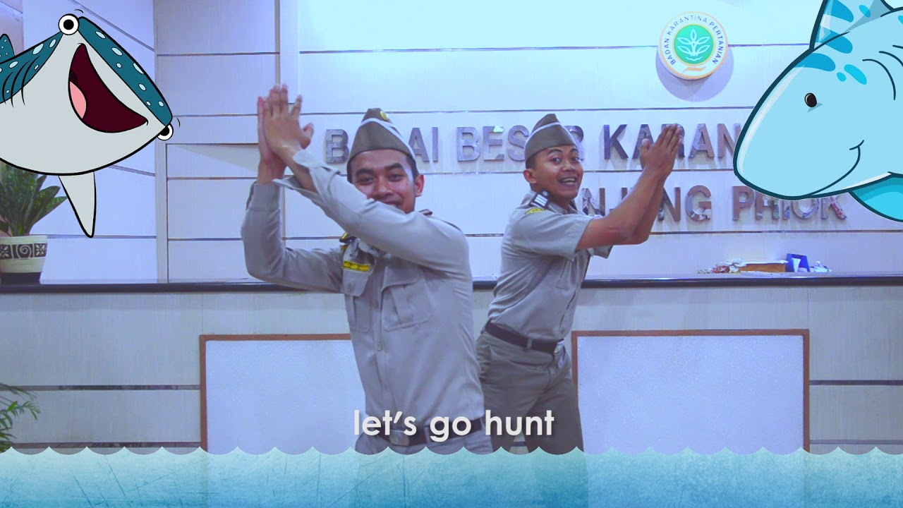 BABY SHARK DANCE!! - YouTube