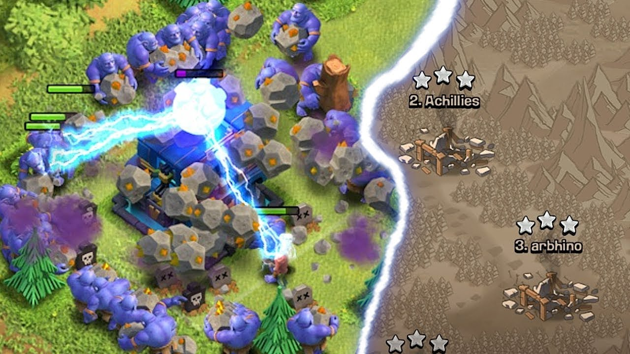 """NEW WAY TO 3 STAR IN WAR!! """"Clash Of Clans"""" TROLL BROS IS COMING!!"""