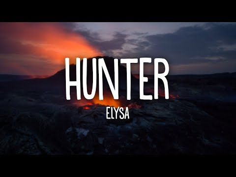 ELYSA - Hunter (Lyrics) prod. by VHOT