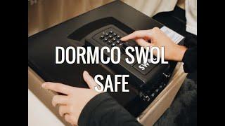 DORMCO SWOL SAFE KEEPS YOUR BELONGINGS SAFE