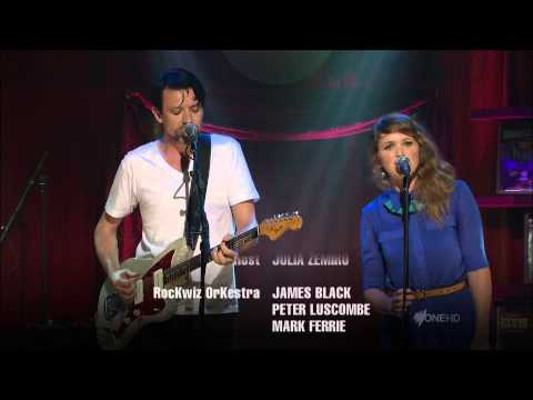 Paul Dempsey & Emily Lubitz - Out Of Touch - Hall & Oates Cover (Live on RocKwiz)