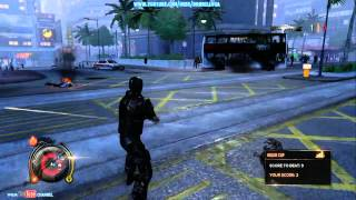 Sleeping Dogs Tactical Soldier DLC Gameplay