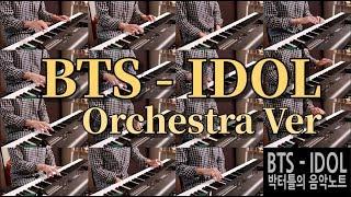 방탄소년단(BTS) - IDOL Orchestra Ver, 혼자놀기 끝판왕