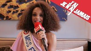 J'ai/Je n'ai jamais : Alicia Aylies (Miss France 2017) se lâche !!