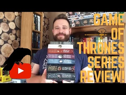 Game Of Thrones Series Review || Book Review