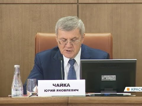 Генеральный прокурор РФ Юрий Чайка поручил провести проверки в лесной отрасли края