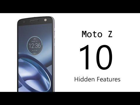 10 Hidden Features of the Moto Z You Don