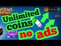 Gambar cover How to download worms zone unlimited coins mod version. free unlimited coins. PLAY ZONE .