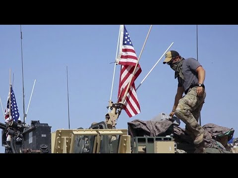 Este es el PLAN B de EE:UU en Siria