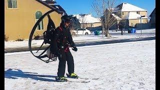 Coole Videos #383: ParaSkiing || ✪ Stern DuTube